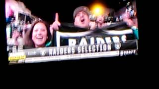 Raiders select Josh Jacobs LIVE REACT