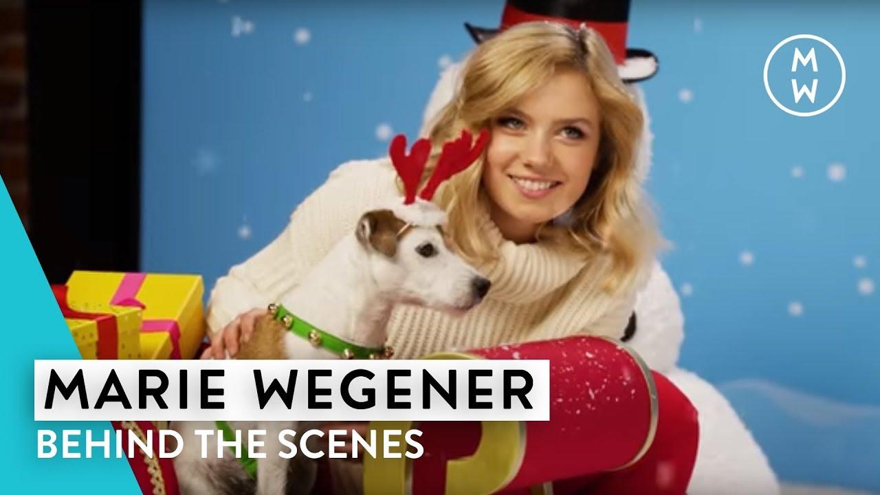 Rtl Weihnachten 2019.Marie Wegener Making Of Der Rtl Weihnachtskampagne Dezember 2018