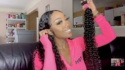 My Beautiful Deep Curly Hair ! THE SCOOP | Beauty Forever Hair
