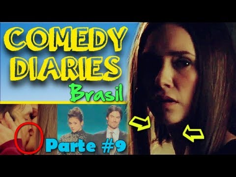 Comedy Diaries BRASIL - Parte 9 - The Vampire Diaries [HUMOR]