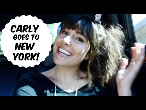 Carly Goes to New York!