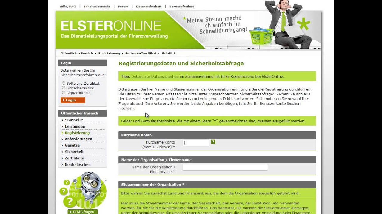 elsteronline