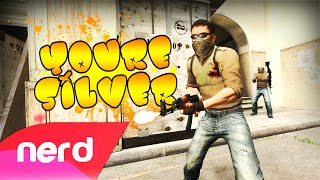 "CS:GO Song | ""You're Silver"" (Jason Derulo - Get Ugly Parody) Feat Deluxe 4! thumbnail"