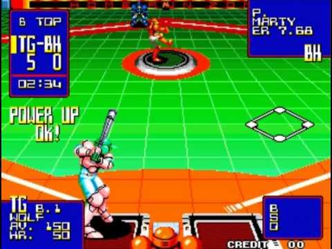 Dman4Life Plays: Neo- Geo - 2020 Super Baseball