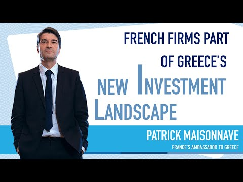 Patrick Maisonnave, France's Ambassador to Greece - Greece Investor Guide (2)