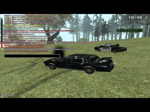 Getting chased - epic.