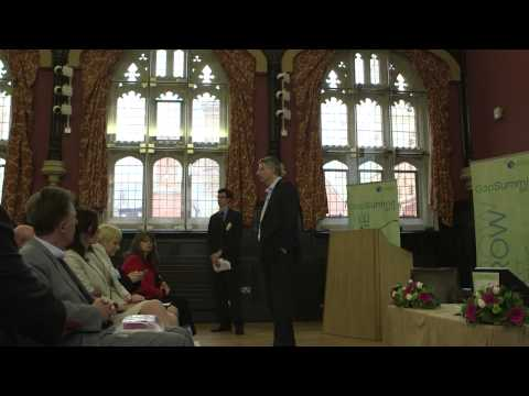GapSummit 2014_Keynote Speaker - Dr. Severin Schwan (31-03-2014)