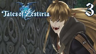 HUMAN HELLION?!! - Tales of Zestiria Let's Play 3 (Tales of Zestiria Playthrough/PC)