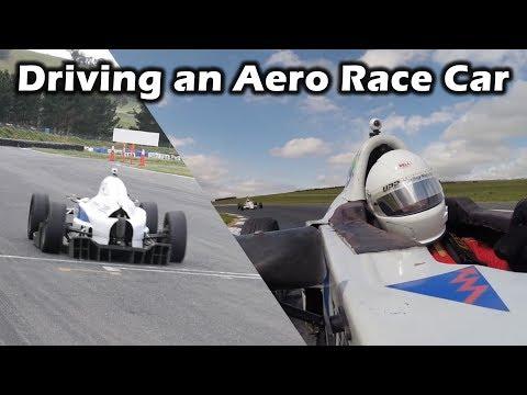 200kg @ 180kmh | Driving the Thomsen Motorsport Full Aero Formula Vee!