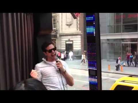 """The Ride!"" Bus Tour"