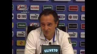 """Prandelli sul caso De Rossi: """"Quella di Zeman è solo una provocazione"""""""