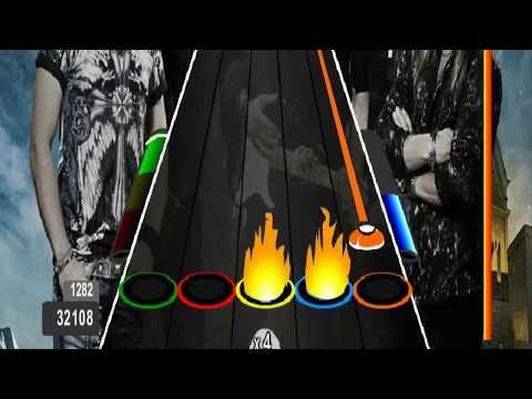 Preludio Obsesivo - Rata Blanca - 100% - FC Guitar Flash Expert (49710)