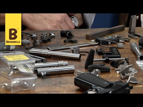 Facebook Live Broadcast: 1911 Build