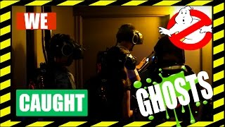 GHOSTBUSTERS EXPERIENCE | MADAME TUSSAUDS NEW YORK!