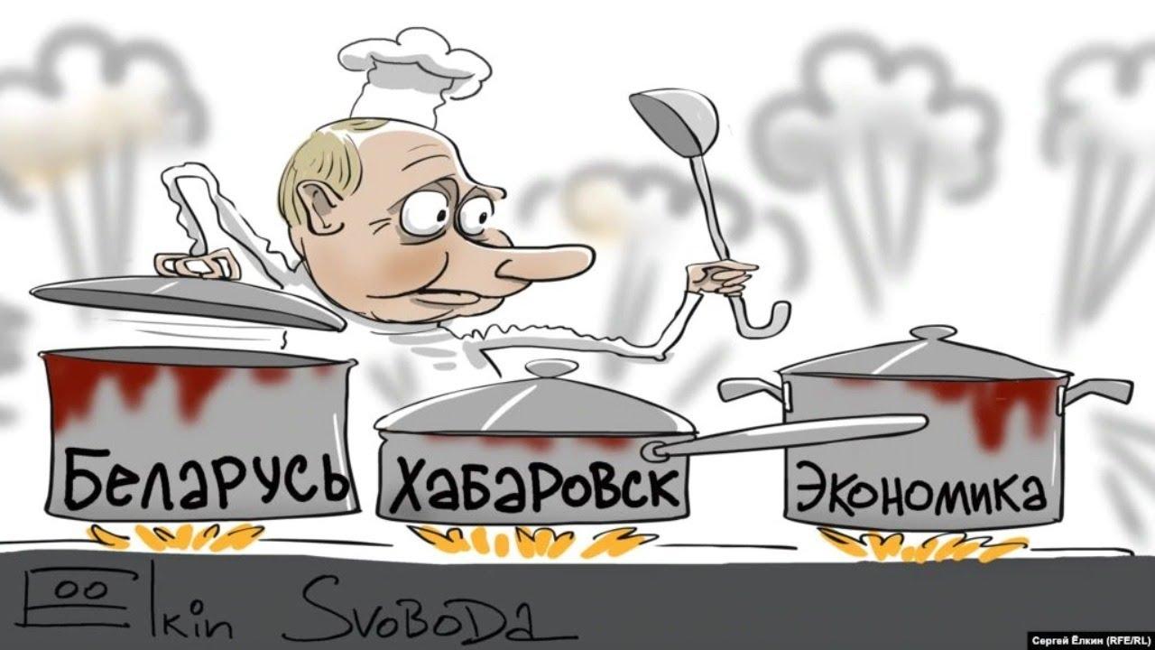 Впереди у России тяжелые времена?