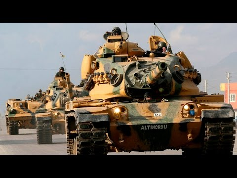 Turkey & Saudi Arabia ready to launch ground operation in Syria, From YouTubeVideos