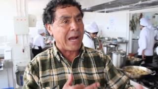 4to Seminario Gastronómico Intercultural Liceo Presidente Eduardo Frei Montalva Monte Patria 2014