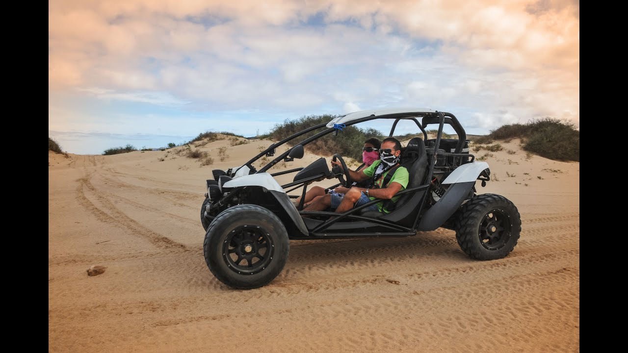 New Dune Buggy Tour The Best Of First Part