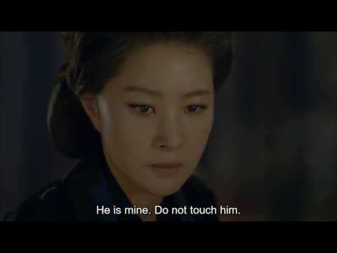 Moon Lovers Scarlet Heart Ryeo - Ep 13 [You are too greedy]