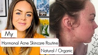 Hormonal Acne Skin Care Routine / Vegan Skin Care Products