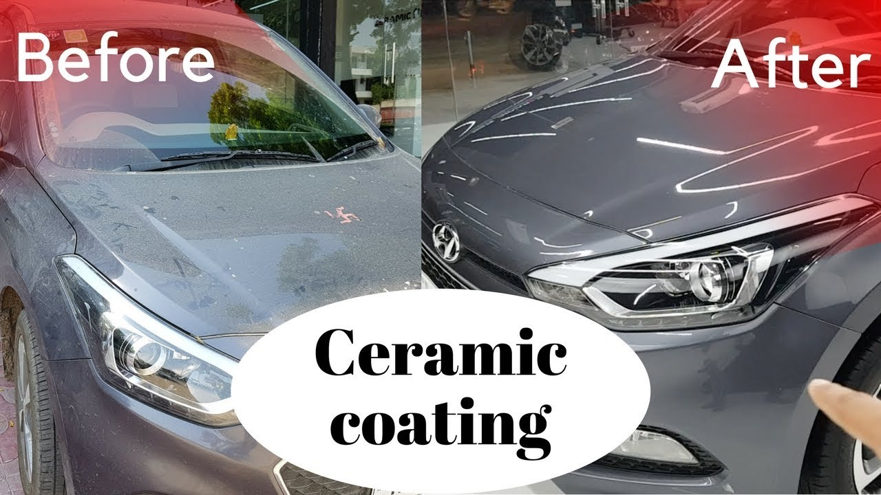 Best Ceramic Car Protection