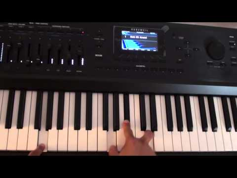 How to play Roots on piano - Imagine Dragons - Roots Piano Tutorial