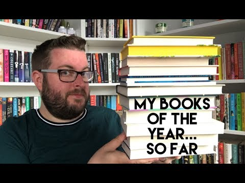 My Books of the Year So Far | 2017