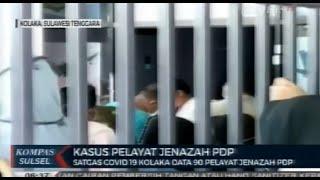 Gambar cover SATGAS COVID19 Kolaka Data 90 Pelayat Jenazah PDP di Pomalaa #KSS