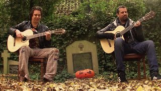 I Want Out - Acoustic - Helloween - Ben Woods and Thomas Zwijsen - Master Guitar Tour