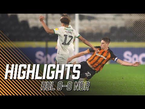 Hull City 0-0 Norwich | Highlights | Sky Bet Championship
