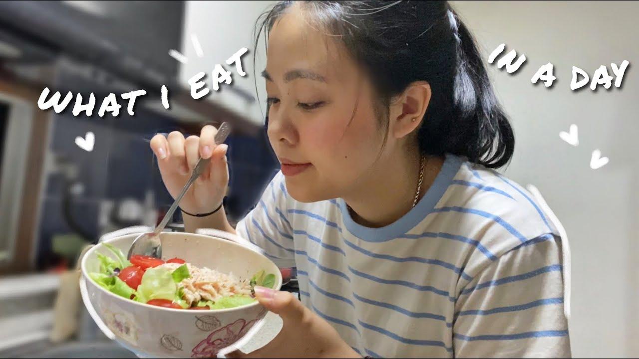 một ngày ăn uống 'hơi' healthy của chang l what i eat in a day l SonTrangVlog
