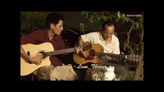 Hai Mùa Mưa *guitar - Lâm _ Thông * hòa tấu