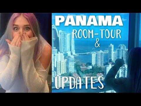 PANAMA Room - Tour & UPDATE Umzug / neue Wohnung • BibisBeautyPalace