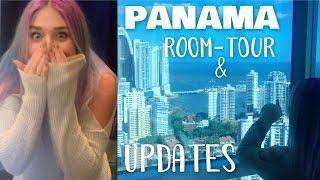 panama room tour update umzug neue wohnung bibisbeautypalace