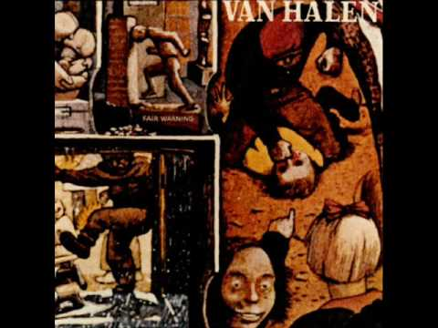 Van Halen - Fair Warning - Dirty Movies