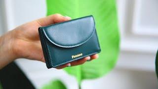 페넥 fennec 지갑은 기대하셔도 좋습니다 ❤️ 하프문 시리즈! 추천! | 유니크모먼트 UNIQMOMENT