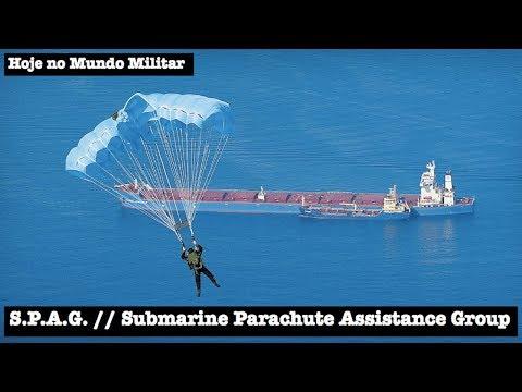 S.P.A.G. -  Submarine Parachute Assistance Group
