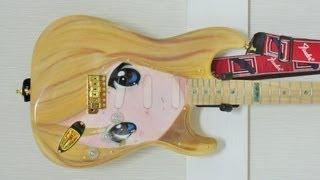 【けいおん!】 ムギちゃんの痛ギター作ってみた 【琴吹紬誕生日記念】 thumbnail