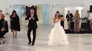 Flashmob Matrimonio Nicola e Maddalena - 28 giugno 2013