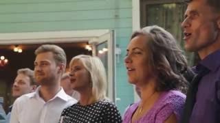Ведущий Козин Андрей. Свадебный промо-ролик (сокращенный)
