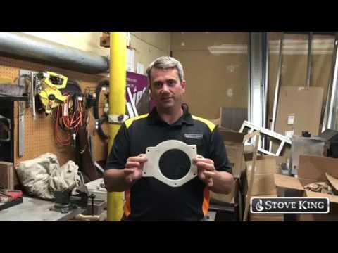 Replacing Wood Stove Fan Gasket