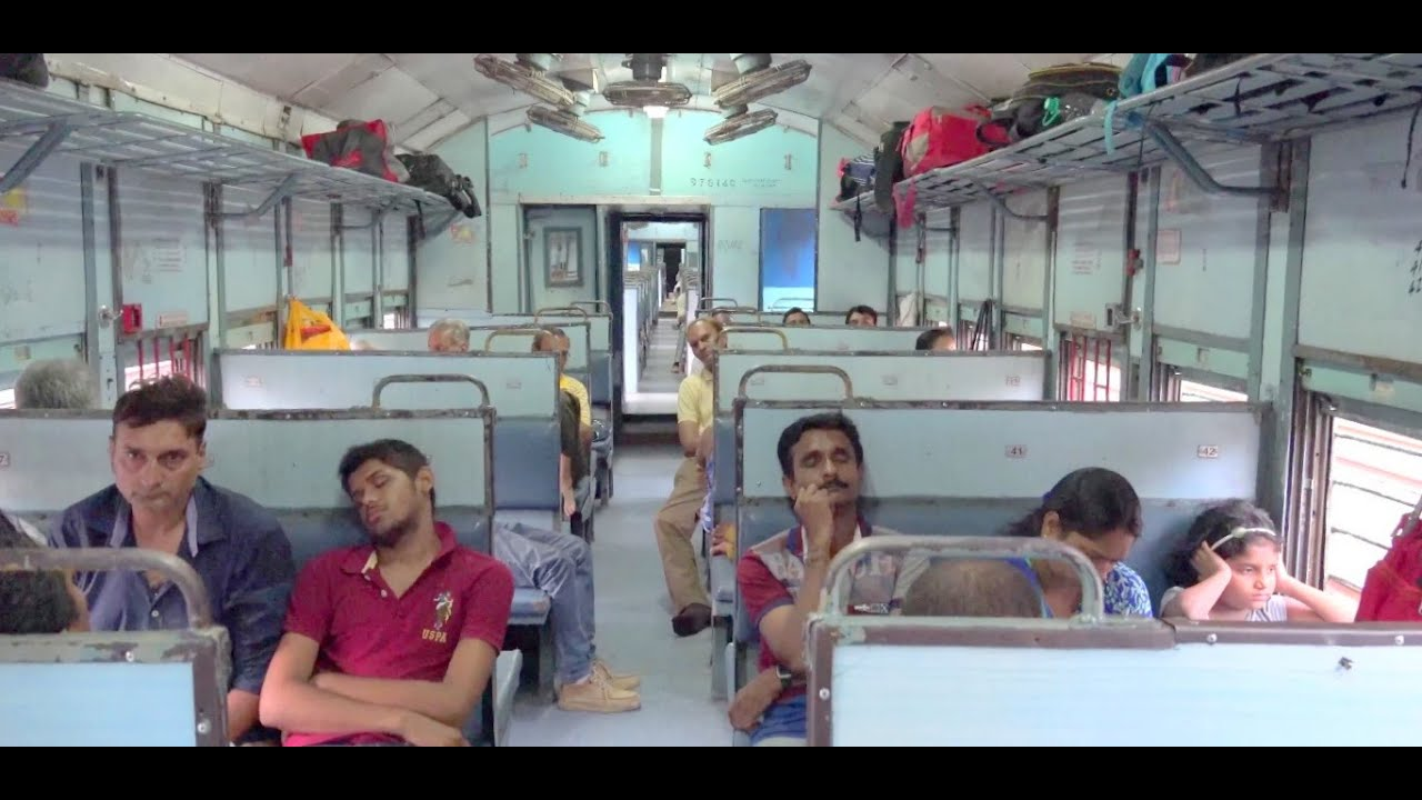 A Walk Through The Second Sitting Coaches 2s Of Mumbai