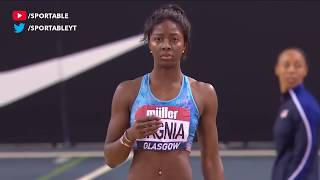 Khaddi Sagnia - The hottest Long Jumper 2018?