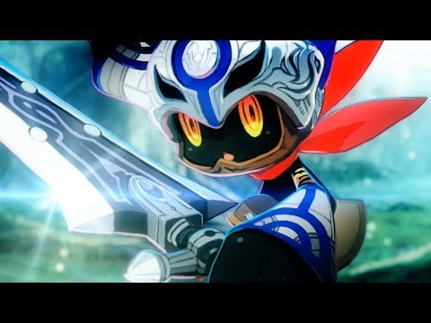 The Witch and the Hundred Knight 2 - Gameplay Trailer (PS4)
