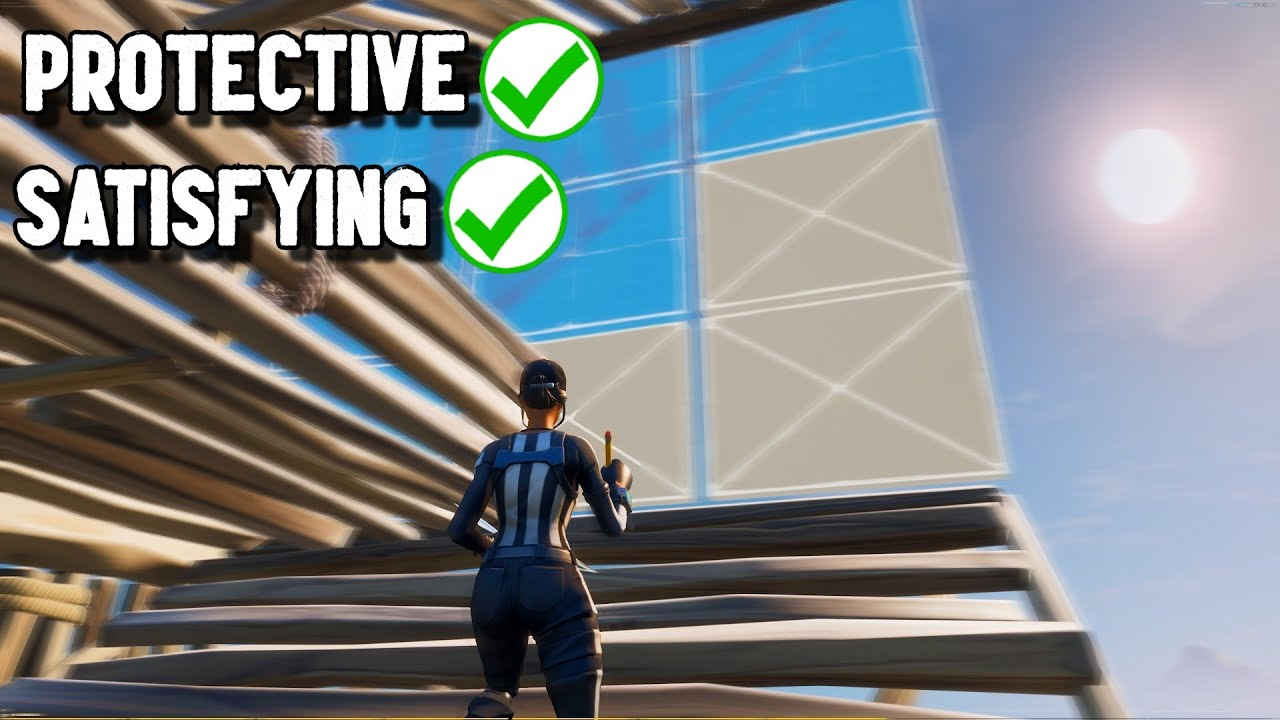 3 Protective & Satisfying Highground Retakes for Fortnite Chapter 2😍 (Tutorial)