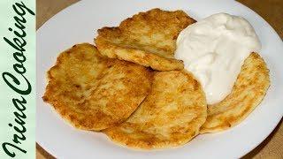 Вкуснейшие ОЛАДЬИ ИЗ КАБАЧКОВ с сыром