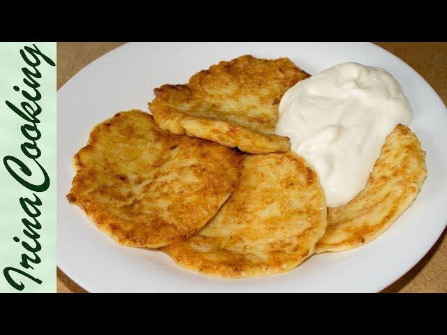 Вкуснейшие Оладьи из Кабачков с Сыром 👍 Кабачковые Оладьи с Чесноком ✧ IrinaCooking