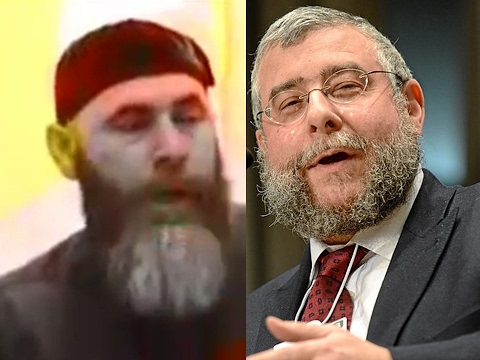 Имам Салах Межиев должен извиниться перед евреями - YouTube