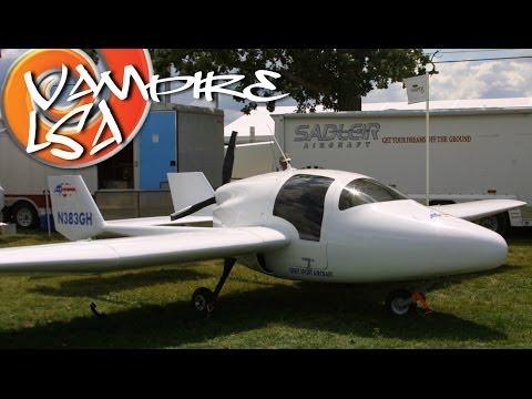 Vampire LSA, Vampire light sport aircraft.