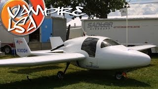 Vampire LSA, Vampire light sport aircraft.